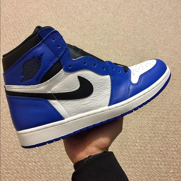 Jordan 1 Retro High Game Royal Size 10 5 New Nwt